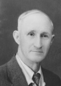 Hans Erickson 1881– 1954 ~ Photo Courtesy Liz Tyndall