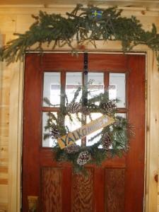 Swedish Christmas Welcome